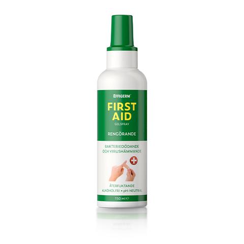 Effigerm First Aid spray flaska 150 ml